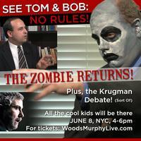 Woods & Murphy LIVE! NYC 6/8/13
