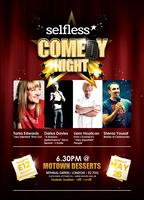 Selfless Comedy Night