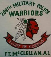 209th Military Police Company Reunion