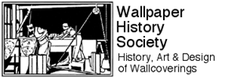 The Wallpaper History Society logo