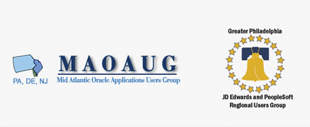 PHRUG and MAOAUG Spring 2013 Joint Oracle Users Group Meeting