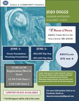 Jojo Diggs Summer Intensive
