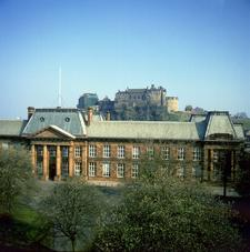 Edinburgh College of Art, University of Edinburgh logo