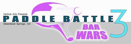 Paddle Battle 3: Bar Wars