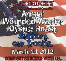 A.W. Shuck's Annual Wounded Warrior Oyster Roast &...