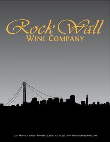 Rock Wall Wine Company logo