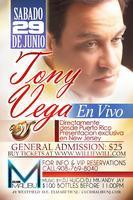 Tony Vega EN VIVO @ Club Malibu NJ
