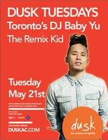 DJ Baby Yu Spins Dusk