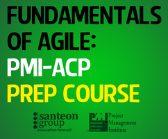 Fundamentals of Agile: PMI-ACP Prep Course