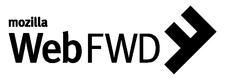 WebFWD by Mozilla logo