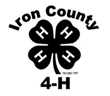 Iron County 4-H logo