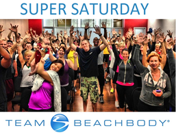 Arizona TeamBeachbody Super Saturday Event