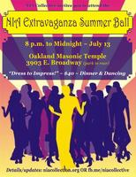 NIA Collective Extravaganza Summer Ball