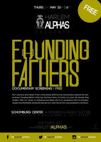 "Harlem Alphas present: ""Founding Fathers"" Documentary Screening"