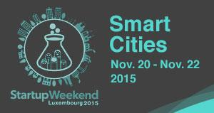 Startup Weekend Luxembourg - Smart Cities