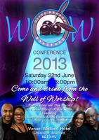 Olive Branch Well of Worship Conference 2013