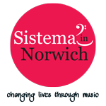 Sistema in Norwich concert at Epic