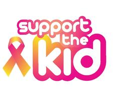 Support the Kid for Cancer Inc. A 501 c(3) non profit organization logo