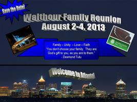 Walthour Family Reunion (August 2-4, 2013)