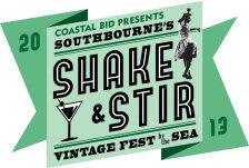Coastal BID Shake and Stir Vintage Festival 2013