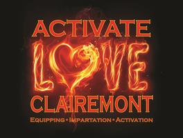 ACTIVATE LOVE ~ CLAIREMONT