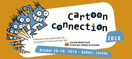 Cartoon Connection Canada 2015