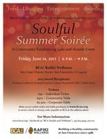 Soulful Summer Soiree