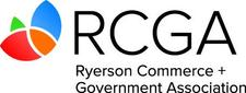 Ryerson Commerce & Government Association (RCGA) logo