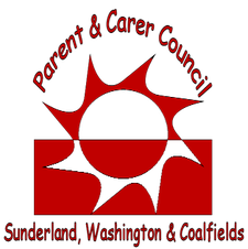 Sunderland Washington & Coalfields Parent Carer Council logo