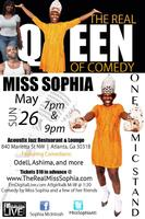 The Real Queen of Comedy Miss Sophia Present: One Mic Stand