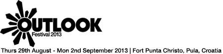 Outlook Festival 2013 - Boat 45 - P Money