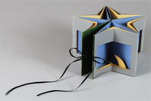 Bindery Workshop - Star/Carousel Book