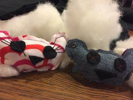 BYOB Trixy Xchange - Hand Sew a Stuffed Animal...