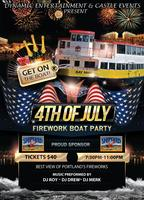 4th of July Boat Party