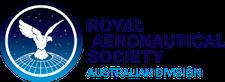 Melbourne Branch Royal Aeronautical Society Australian Division Inc. A0012153F ABN 94 455 739 117 logo