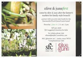 Olive & JuneFirst :: an SFC After-Market Brunch