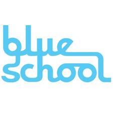 Blue School logo