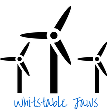 Whitstable Jaws logo