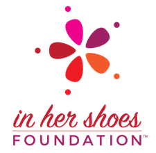 In Her Shoes Foundation logo