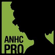 ANHC Professional logo