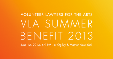 VLA Summer Benefit 2013 & Art Sale