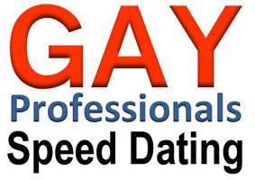 Gay Speed Dating for Gay Professionals - May 20th