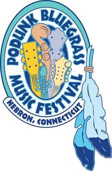 Podunk Bluegrass Music Festival, Inc. logo