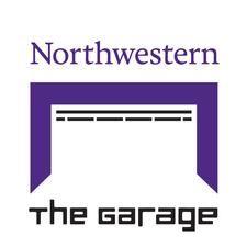 The Garage at Northwestern University logo