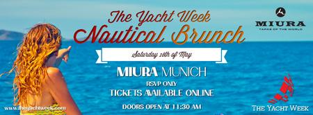 The Yacht Week Nautical Brunch Munich