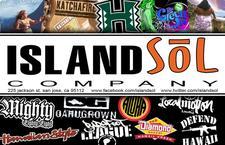 Island Sol Co & Escolta Entertainment www.facebook.com/islandsol  www.twitter.com/islandsol logo