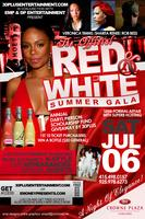 Red & White Summer Gala (King James Guests)