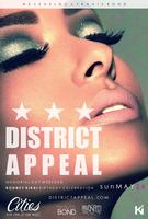 DISTRICT APPEAL by Nxlevel DC x Travis Bond x J&K Productions