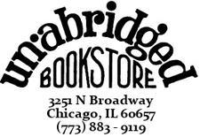 Unabridged Bookstore logo