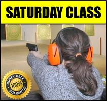 Saturday ~ Two for $90 Handgun Carry Permit Class - June 1, 2013